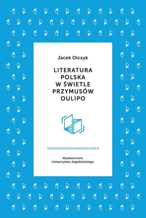 Literatura polska w świetle przymusów - okładka książki