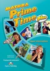 Matura Prime Time PLUS Upper-Inter - okładka podręcznika
