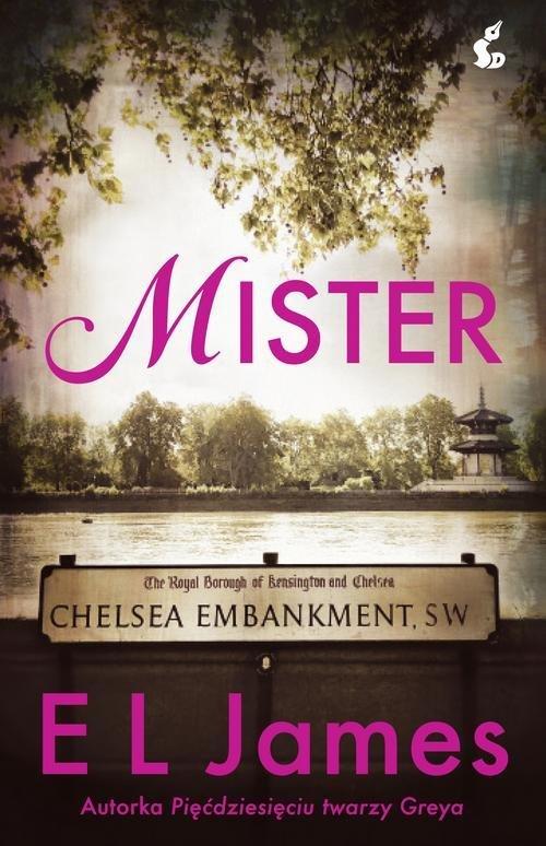 Mister - okładka książki