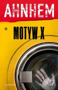 Motyw X - okładka książki