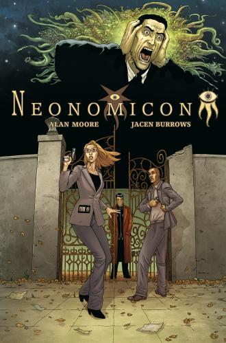 Neonomicon - okładka książki