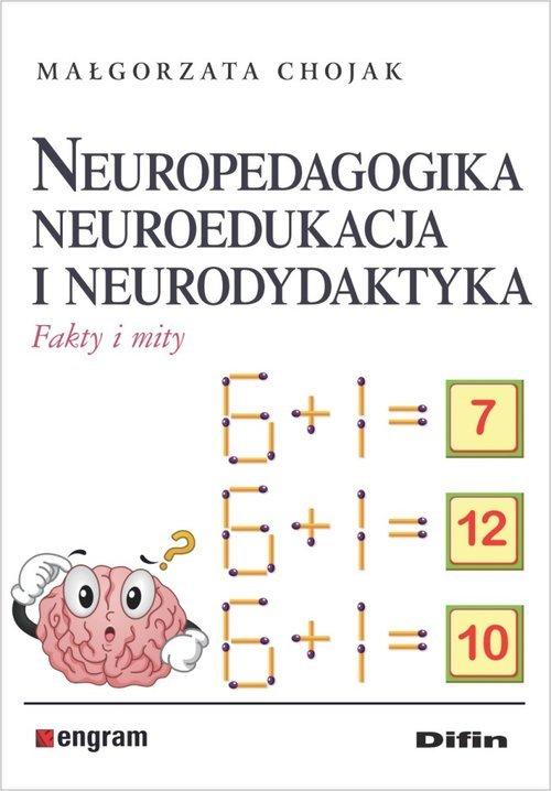 Neuropedagogika, neuroedukacja - okładka książki