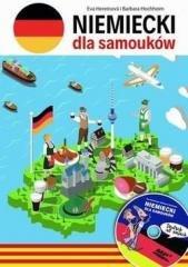 Niemiecki dla samouków (+ CD) - okładka podręcznika