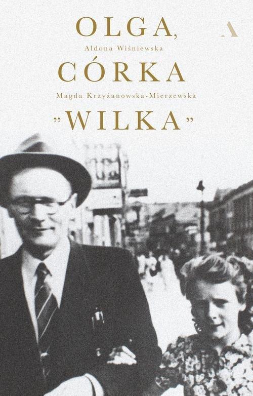 Olga, córka Wilka - okładka książki