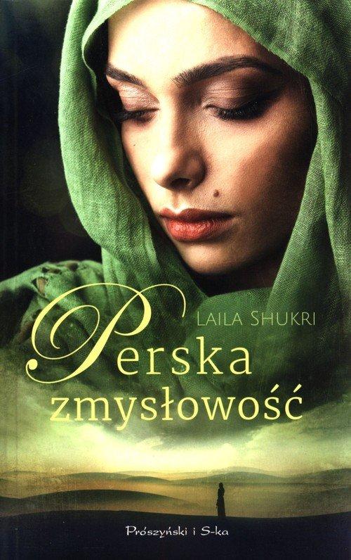 Perska zmysłowość - okładka książki