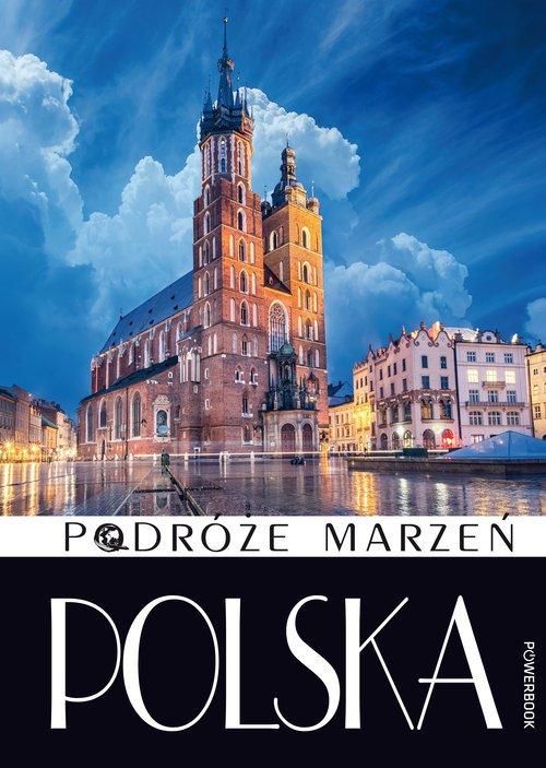 Podróże marzeń. Polska - okładka książki