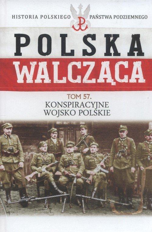 Polska Walcząca. Konspiracyjne - okładka książki