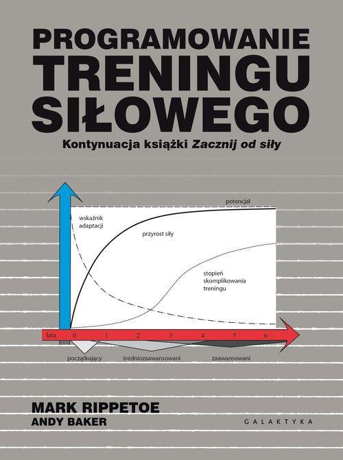Programowanie treningu siłowego - okładka książki
