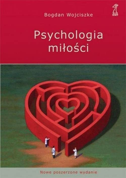 Psychologia miłości - okładka książki