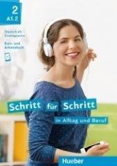 Schritt fur Schritt in Alltag und - okładka podręcznika