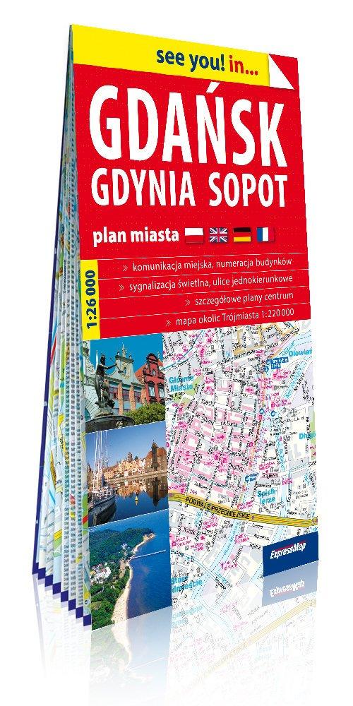 See you! in... Gdańsk, Gdynia, - okładka książki