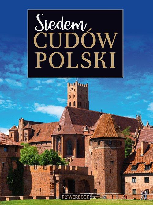 Siedem cudów Polski - okładka książki