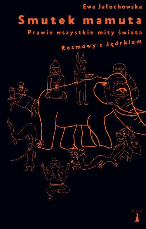 Smutek mamuta - okładka książki