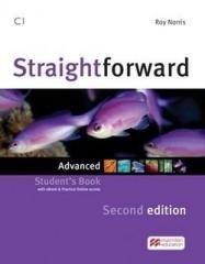 Straightforward 2nd ed. C1 Advanced - okładka podręcznika