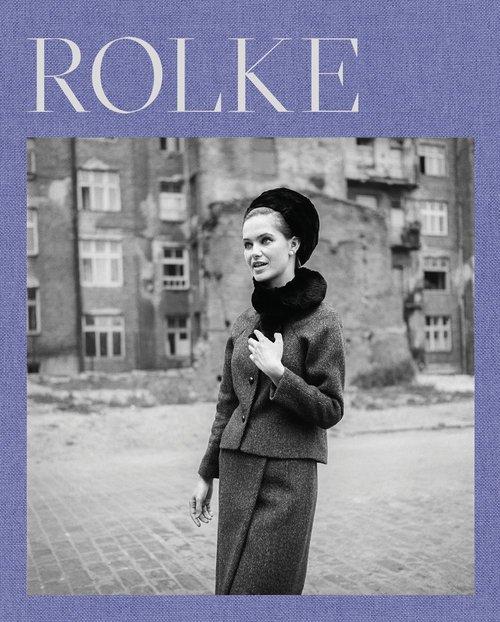 Tadeusz Rolke Fotografie warszawskie. - okładka książki