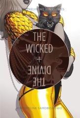 The Wicked + The Divine. Tom 3. - okładka książki
