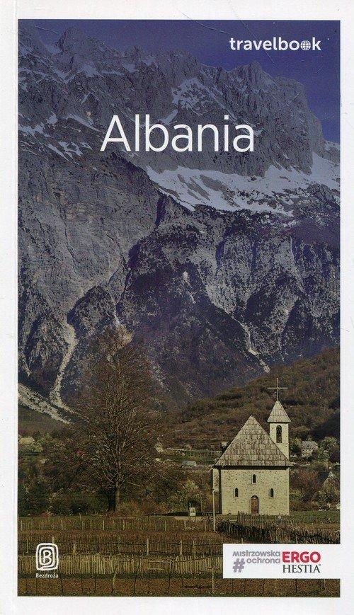 Travelbook. Albania - okładka książki