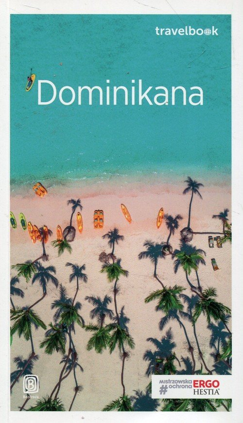 Travelbook. Dominikana - okładka książki