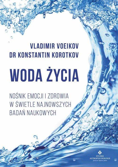 Woda życia - okładka książki