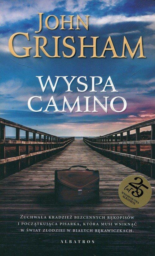 Wyspa Camino - okładka książki