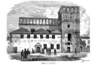 Bożnica w Łucku - zdjęcie reprintu, mapy