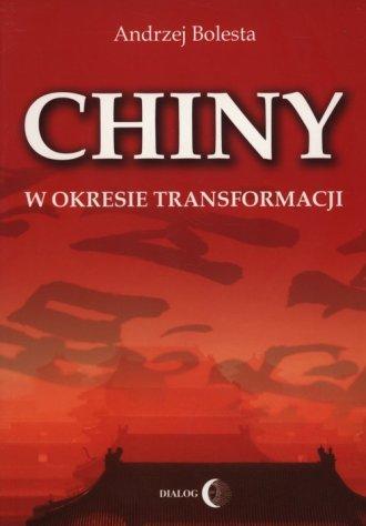 Chiny w okresie transformacji - okładka książki