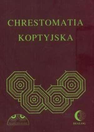 Chrestomatia koptyjska - okładka książki