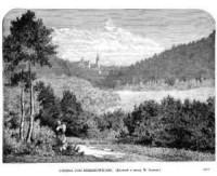 Czerna pod Krzeszowicami - zdjęcie reprintu, mapy