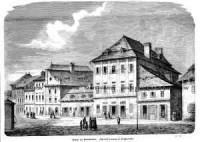 Domy na Kazimierzu - A. Gryglewski - zdjęcie reprintu, mapy