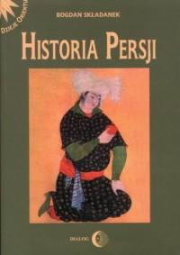 Historia Persji. Tom 2. Od najazdu - okładka książki
