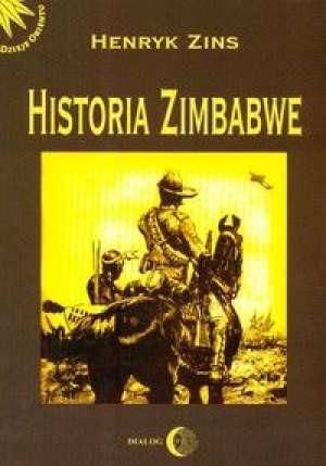 Historia Zimbabwe. Seria: Dzieła - okładka książki