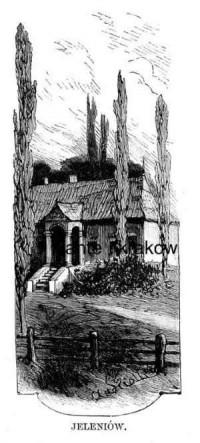 Jeleniów - zdjęcie reprintu, mapy