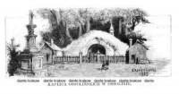 Kaplica Ossolińskich w Ossolinie - zdjęcie reprintu, mapy