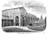 Łazienki w Busku - zdjęcie reprintu, mapy