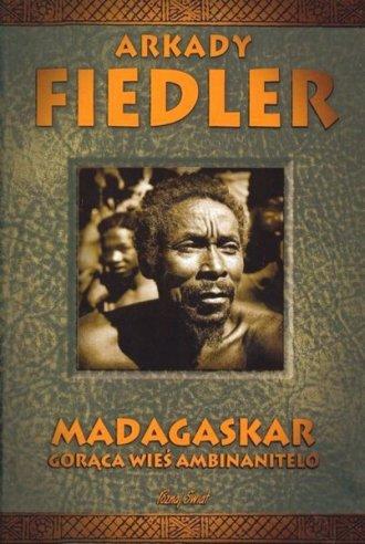 Madagaskar. Gorąca wieś Ambinanitelo - okładka książki