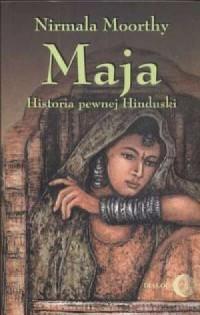 Maja. Historia pewnej Hinduski (Maya) - okładka książki