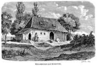 Młyn-skrobacz pod Krakowem - zdjęcie reprintu, mapy