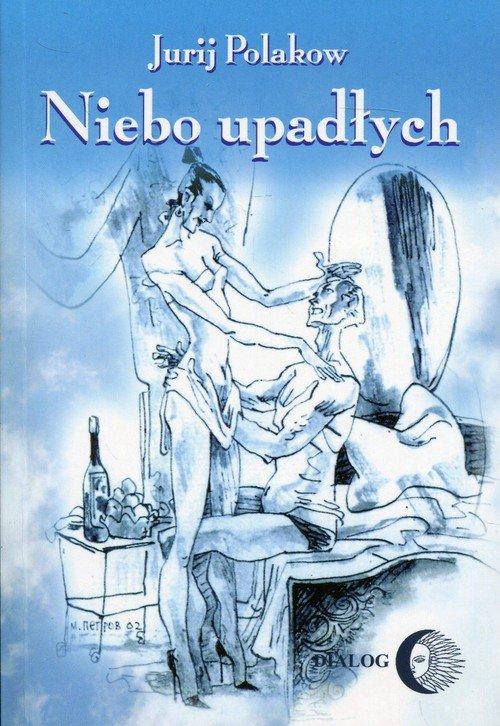 Niebo upadłych (Niebo padszych) - okładka książki
