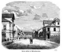 Nowa ulica we Wrocławsku - zdjęcie reprintu, mapy