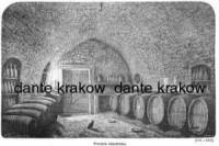 Piwnica okseftowa - zdjęcie reprintu, mapy