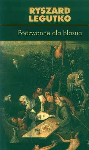 Podzwonne dla błazna - okładka książki