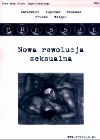 Pressje (8). Teka Ósma. Nowa rewolucja seksualna - okładka książki