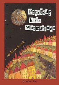 Przygody kota Murmurando - okładka książki
