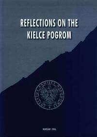 Reflections on the Kielce pogrom - okładka książki