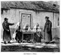 Sąd Rabinów w Wilnie - Wydawnictwo - zdjęcie reprintu, mapy