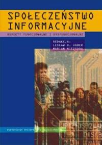 Społeczeństwo informacyjne. Aspekty - okładka książki