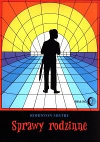 Sprawy rodzinne (Family Matters) - okładka książki