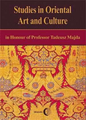 Studies in Oriental Art and Culture - okładka książki