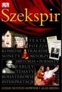 Szekspir - okładka książki