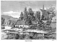 Tęczynek - zdjęcie reprintu, mapy